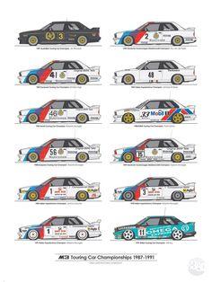 #BMW #E30 #M3 #racing