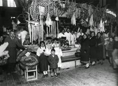 Bacallaneria Perelló 1898 - El Mercat del Ninot Barcelona