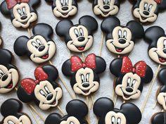 """Купить Пряники имбирные """" Микки Маус"""" - Микки Маус, минни маус, Кокос, коктейль"""