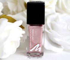 Weekly nails mit Manhatten Last&Shine Nagellack -4...