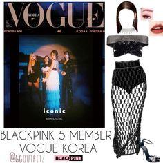 Korean Outfits Kpop, Kpop Fashion Outfits, Blackpink Fashion, Stage Outfits, Fashion Editorials, Retro Outfits, Trendy Outfits, Cute Outfits, High Fashion Photography