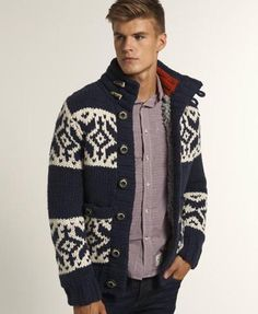 Shop Superdry Mens Templar Knit in Midnight Marl. Buy now with free  delivery from the Official Superdry Store. 44f625d39f5f