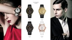 https://www.facebook.com/fashiontvwatch  Temps de Mode - Timepieces and Accessories  #fashiontv #fashiontvwatch #fashion #style #love #collection #model #femalefashion #shine #stylish #malefashion #diamond #crystal #editorial #ad #advertise #catalogue #layout #design #watch