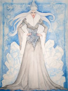 """Snow Queen"" by Joann Bowler"