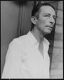 John Robinson Jeffers (January 10, 1887 – January 20, 1962) was an American poet, known for his work about the central California coast. Most of Jeffers' poetry was written in narrative and epic form, but today he is also known for his short verse, and considered an icon of the environmental movement.