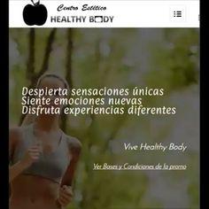 """Descargate nuestra nueva App """"Vive Healthy Body"""" y pide cita de forma rápida y sencilla. Ya disponible en play store para Android.   https://play.google.com/store/apps/details?id=com.mobincube.healthy_body.sc_H7E8MV  #HealthyBodyEstetica  #vivehealthybody  #nuevaapp #descargartelaya #yadisponibleenplaystore #nosgustaHealthyBody #centrodeestética #torrejondeardoz"""