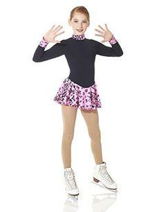 Gently Used Sporting Goods Figure Skating Dress Girls 8-10 Custom Designed Skating Dresses-girls