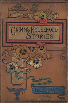 Grimm's Household Stories with illustrations by E.H. Wehnert London Manchester & New York 1896