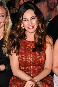 Kelly Brook - London Fashion Week SS13