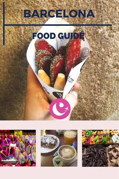 A foodie's guide to navigating all things food and drink in Barcelona! devourbarcelonafoodtours.com