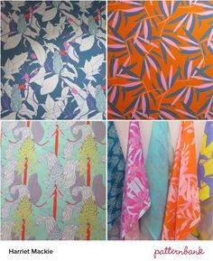 New Designers 2015 Part 1 – Print & Pattern Graduate Highlights ©Harriet Mackie  2015, Leeds College of Art