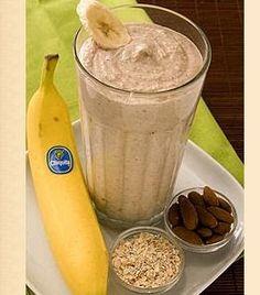 Quick Chiquita Banana Oatmeal Smoothie Recipe