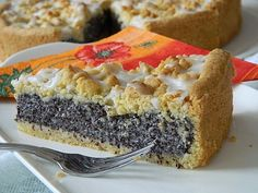 Mohn-Pudding-Kuchen Poppy pudding cake, a popular recipe from the cakes category. Oreo Desserts, Pudding Desserts, Pudding Cake, Pudding Recipes, Fall Desserts, Oreo Pudding, Easy Smoothie Recipes, Easy Cake Recipes, Healthy Dessert Recipes