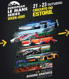 4H do Estoril 2016: A festa de Le Mans está de volta a Portugal