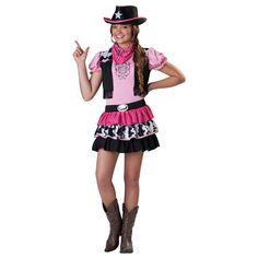 Ragazzi per bambini Texan cowboy Wild Western Rodeo Costume Libro Day