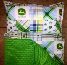 Personalized Preschool / Kinder Nap Mat in John by ComfyNapMats
