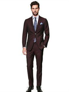 "ERMENEGILDO ZEGNA ""ZERO WEIGHT"" WOOL&MOHAIR BLEND SUIT Luxury Shop, Zero, Suit Jacket, Breast, Menswear, Suits, Wool, Jackets, Shopping"