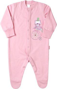 Pyjama naissance fille rose - Premier pyjama - Trousseau fille