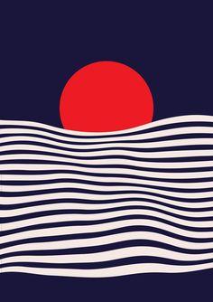 This item is unavailable Art prints, minimalist art print, vintage prints, sun print, nurs Vintage Nautical, Nautical Art, Nautical Nursery, Nautical Logo, Nautical Prints, Nautical Wedding, Nautical Clothing, Nautical Pattern, Nautical Compass