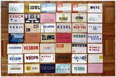 Ham Radio  postcards