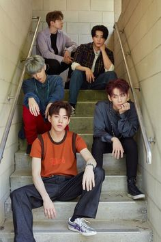 They look soooooooo good but Sungjin please look that way we can't see your handsome face 😅💞💞💞💞💞💞💞💞💞💞💞💞💞💞💞💞💞💞 Day6 Dowoon, Jae Day6, Korean Bands, South Korean Boy Band, Extended Play, K Pop, Yoonmin, Oppa Gangnam Style, Kim Wonpil