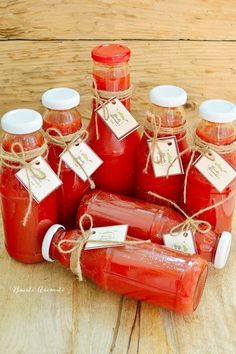 Tasty, Yummy Food, Preserves, Pickles, Gift Wrapping, Backyard, Gifts, Mai, Canning
