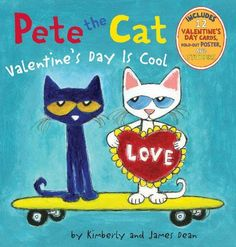 Pete the Cat: Valentine's Day Is Cool HarperFestival