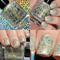 Stella Chroma - Goddess of the Wild (PPU Jan 2019) Neutral Nail Polish, Indie, Nail Designs, Collection, Nail Desighns, Nail Design, India, Nail Art Ideas
