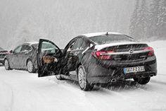 Das Opel 4x4 Winter Training bietet nicht nur die Möglichkeit souveräner mit dem Auto auf Eis und Schnee zu werden, sondern auch...