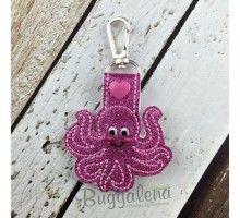 Octopus Snap Tab Design