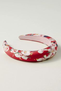 Alice Archer x Anthropologie Floral Padded Headband | Anthropologie UK