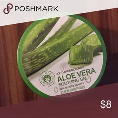 "BRAND NEW ALOE VERA SOOTHING GEL ✔️ BRAND NEW W/ TAGS ✔️ OFFERS ACCEPTED  ✔️ BUNDLE TO SAVE MORE  🚫 NO LOWBALL 🚫 🚫NO TRADES 🚫  ➡️ Ask ANY NECESSARY QUESTIONS before purchasing the item! ⬅️  ⚡️I WILL IGNORE YOU IF YOU ASK ""IS IT AVAILABLE?"" ALL LISTED ITEMS ARE AVAILABLE.⚡️  ❤️HAPPY SHOPPING❤️ Sephora Makeup"