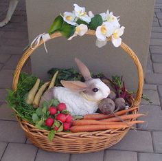 The Easter Bunny's Feast