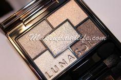 Lunasol Auorized eyes eyeshadow, glossy and glow