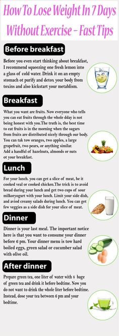 Weight loss is not an easy task if you don't have a strong determination, find the best tips on How To Lose Weight In 7 Days Without Exercise lose weight quick diet Lose Weight Quick, Quick Weight Loss Tips, Losing Weight Tips, Weight Loss Plans, Weight Loss Program, Weight Gain, Diet Plans To Lose Weight Fast, Reduce Weight, Fastest Weight Loss Diet