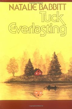 Tuck Everlasting  I can't even count the number of times I've read this over the years! Favourite book