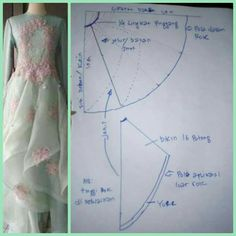 Brilliant Tips Sewing Pattern Ideas Frock Patterns, Gown Pattern, Designer Blouse Patterns, Dress Sewing Patterns, Sewing Patterns Free, Sewing Tutorials, Clothing Patterns, Sewing Crafts, Sewing Projects