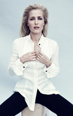 My Dream..., Gillian Anderson for the Telegraph Magazine > here...