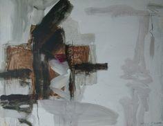 Untitled3 / Acrylic on canvas, 2012 / 116.8 x 91.0 cm (46.1 x 35.8 inch)