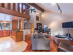 696 Village #6 - Price $460,000. SOLD! Beautifully remodeled unit on the creek!  Large master suite with fireplace, walk-in closet, marble bath with heated floors.  Cherry hardwood flooring throughout.  Two south facing decks.  Gourmet kitchen and loft. Easy to show!