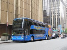 Find out free coupons to get free pickup or drop service only with Mega Bus
