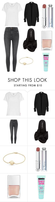 """""""Sans titre #6144"""" by yldr-merve ❤ liked on Polyvore featuring Visvim, Amanda Wakeley, River Island, Jeffrey Campbell, David Yurman, Christian Dior, Nails Inc. and Maybelline"""