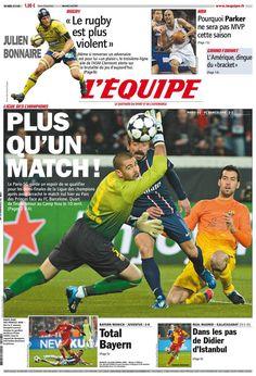 L'Équipe - Mercredi 3 Avril 2013 - N° 21446