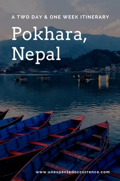 Need a place to relax after your Himalayan trekking experience? Whether you did Annapurna Base Camp, The Annapurna Circuit, Everest Base Camp, or another gem, Pokhara is the best place to relax! A two day & one week itinerary for Pokhara, Nepal.