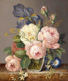 Monogrammist E.B.. Willem van Leen (1753-1825)