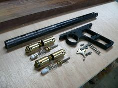 Classic 1377 parts acquired in a trade!! - Airguns & Guns Forum