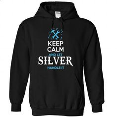 SILVER-the-awesome - #cute sweatshirt #sweater fashion. SIMILAR ITEMS => https://www.sunfrog.com/LifeStyle/SILVER-the-awesome-Black-63738493-Hoodie.html?68278