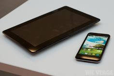 Asus PadFone 2. Hybrid phone tablet combo. Monster battery life combined with more than capable hardware. Asus pushing the boundaries, again!