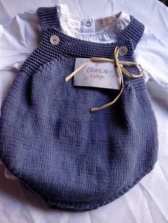 cute baby romper inspiration to knit ~