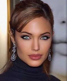Angelina Jolie Now Celebrity Photos - Jayne Bice Angelina Jolie Now, Angelina Jolie Pictures, Gold Hair, Beautiful Celebrities, Beautiful Eyes, Most Beautiful Faces, Woman Face, Hair Beauty, Actresses